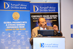 Doha Green Bank - Doha Bank             Head Office Tower Corniche Street - PHONE +974 44456000